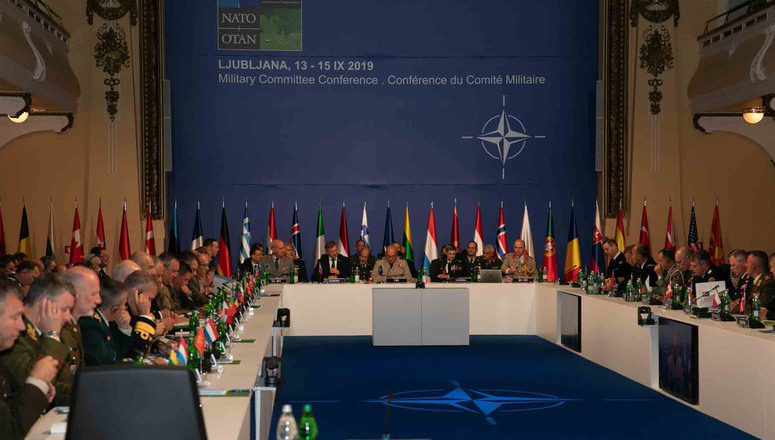 Supporting NATO Military Committee Conference