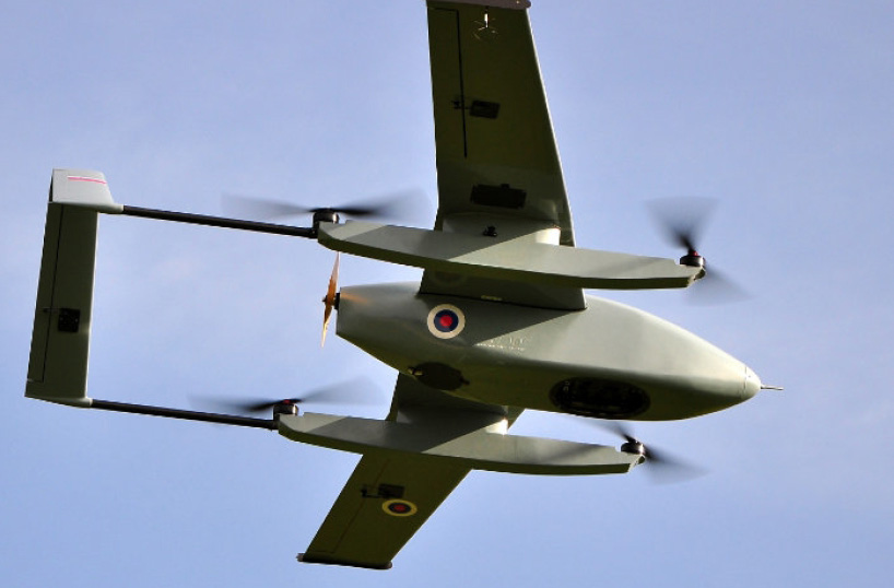 Galeb – VTOL UAV for Slovenian Army
